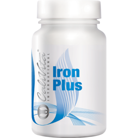 Iron Plus (100 tabletta)Vas C-vitaminnal